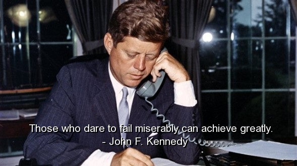 "John F Kennedy Cuban Missile Crisis Quotes: In Memory Of JFK: ""The Rights Of Man Come Not From The"
