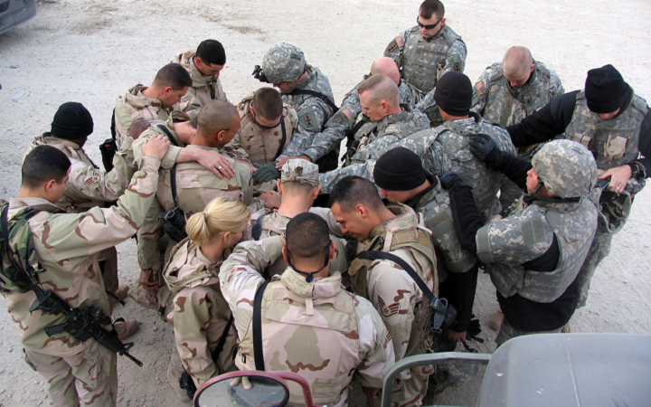 Army Ranger Chaplain Punished for Being Christian—Thomas More Law Center Responds
